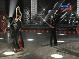 Ирина Антоненко и Михаил Мамаев - Пасадобль