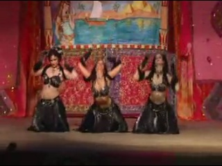 BellyCraft - Tribal Fusion Gothic Bellydance - April 2007