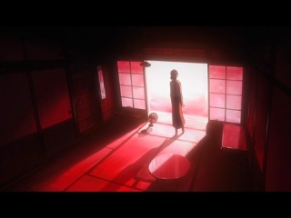 Ящик нечисти \ Mouryou no Hako - 3 серия (Субтитры)