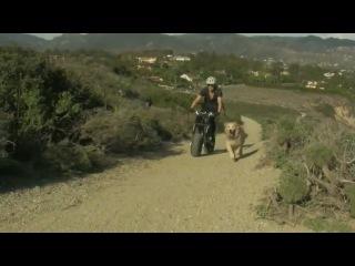 Hanebrink - електричний позашляховий велосипед