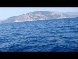 Мармарис, прохладное Эгейское море
