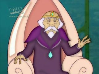 Приключения принцессы Нери 8 серия