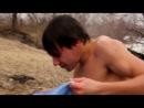 19.01.2011 swimming in winter [Soad_Van video]