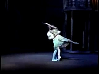 Рудольф Нуреев и Марго Фонтейн в балете С.С. Прокофьева