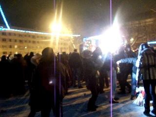 Новый 2011 Год в Пскове