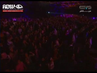 Amr Diab Performing His Very Best 'Osad Ainy'