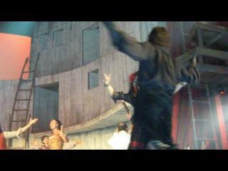 Мюзикл Zorro - Фиеста 29 мая 2011 года