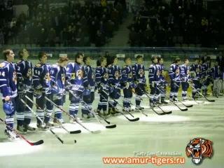 Амурские Тигры сезон 2010-2011
