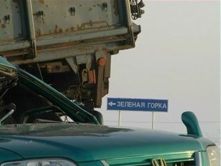 В аварии на трассе Назарово-Шарыпово погибли дети