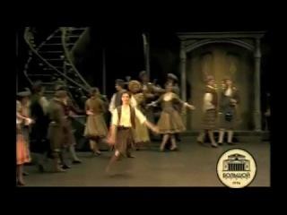 Влад Лантратов. Вариация из балета