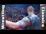 WWE Raw: Goldberg debuts on Raw Vs. The Rock (31 Марта 2003)