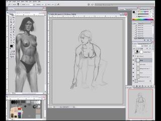 Female Muscle IV Motion & Movement Plus Bonus Tutorial3