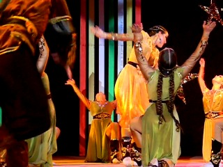Дуслык,башкирский танец