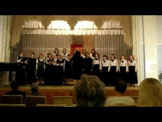 Направник Хор девушек из оперы Дубровский(дирижирует Образцова Алина)