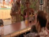 Bad Santa  Miami Beach,Florida (played by Billy Bob Thornton)