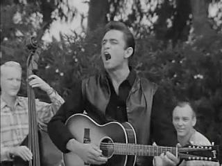 Johnny Cash - Frankie and Johnny