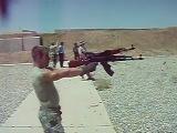Стрельба из двух ак-47