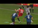 Бавария - Интер 2:3. Гол Марио Гомеса. вот исхитрился то!!