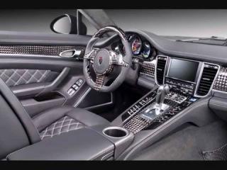 Porsche Panamera Stingray TopCar