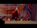 Солистка младшей группы Народного ансамбля Современного Эстрадного танца Арабеск Вива