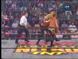 WCW NITRO 19.10.1998 - Титаны Рестлинга на канале ТНТ / Николай Фоменко