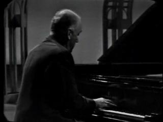 Святослав Рихтер - Игра воды (Морис Равель) | Jeux d'eau (Maurice Ravel)