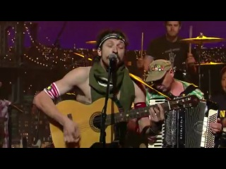 Gogol Bordello - Wonderlust King (live)