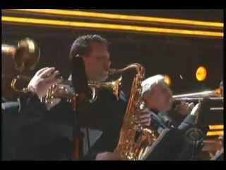 Aretha franklin tribute - grammy awards 13.02.2011 (aguilera, mcbride, hudson, adams, and welsh)