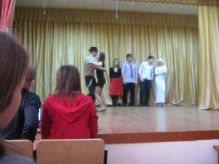 Идеальная Пара 2011 Визитка Настюшки и Кирюшки