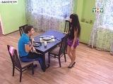 Нелли и Никита выясняют отношения