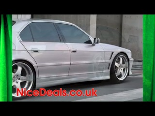 BMW E38 Body Kits. Bumpers. Side Skirts. Spoilers