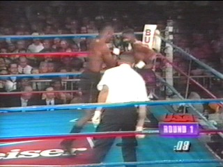 1993-11-23 Bernard Hopkins vs Wendall Hall (USBA Middleweight Title)