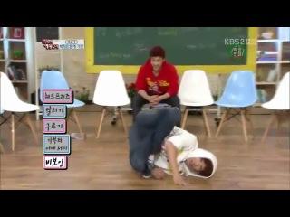 │B2ST (비스트) Kikwang vs. MBLAQ (엠블랙) LeeJoon @100 Points Out Of 100│