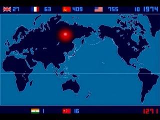 Мускулы мира (Фильм о ядерных взрывах 1945-1998.)