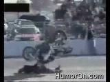 wheelie exident
