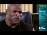 Training with Mr. Olympia Ronnie Coleman