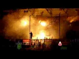 Футбольные «Ультрас»|«Ultras» Пиро в Казани (Рубин-Спартак 2010)