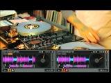 DJ Craze performs on the new Traktor Scratch Pro 2