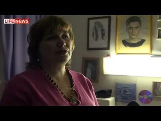 Родители Лёши Надежда и Владимир болеют за своего сына