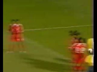 Чечня VS Бразилия 2002