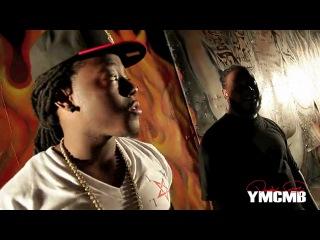 Съемки клипа: DJ Khaled - Welcome To My Hood (feat Lil Wayne, Rick Ross, Plies, T-Pain)