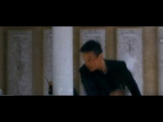 Отлично снятая сцена ножевого боя из фильма