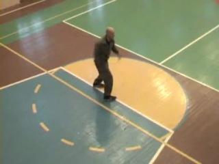 гимнастика спираль работа ножом
