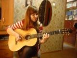 Рэп под гитару на музыку