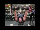 Freakshow Robert Burneika Trains Chest and Biceps at Bev Francis Powerhouse Gym!