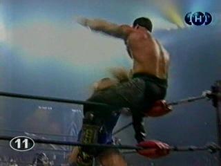 WCW NITRO 30.08.1999 (480p) - Титаны Рестлинга на канале ТНТ / Николай Фоменко