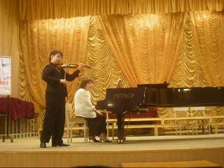 Соло. Скрипка Кэролайн 2011 (Вольфарт)