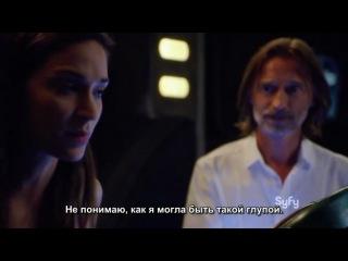 Звёздные врата: Вселенная / Stargate Universe ( 2 сезон , 15 серия «Захват»)RUS SUB
