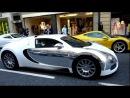 Bugatti Veyron vs Fab design Panamera