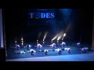 Международный фестиваль танца-Тодеса.Сочи2010.Люберцы